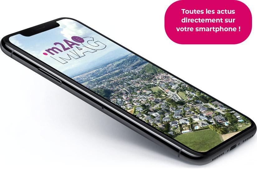 Toutes les actus directement sur votre smartphone ! | Mulhouse, Alsace (68)