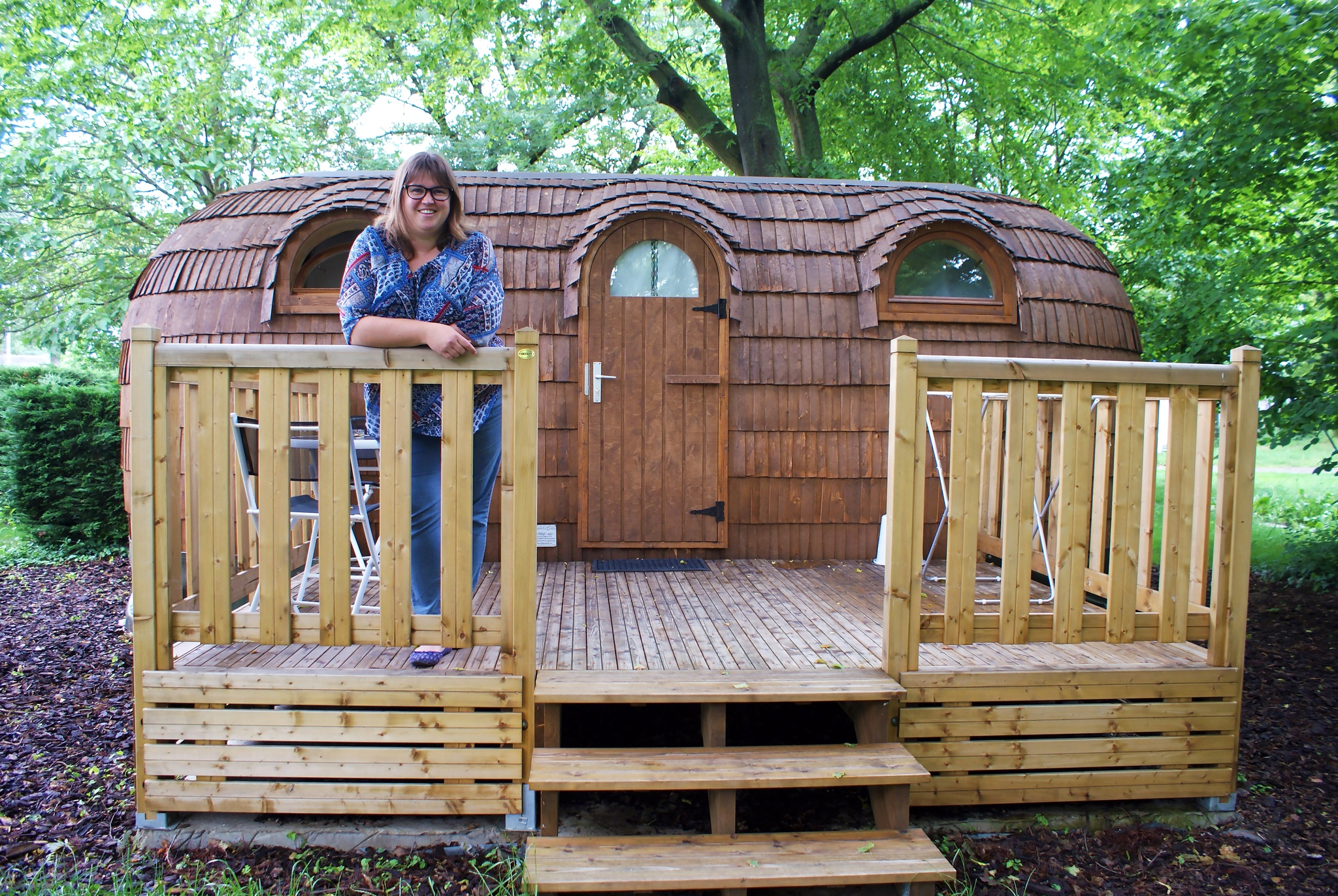 Igloo camping de l'Ill, Mulhouse