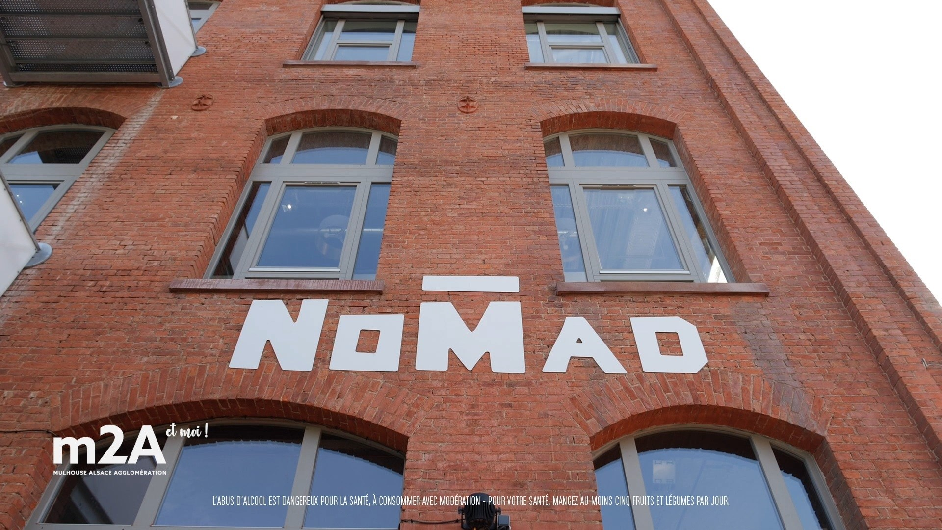 Façade du restaurant le NoMad