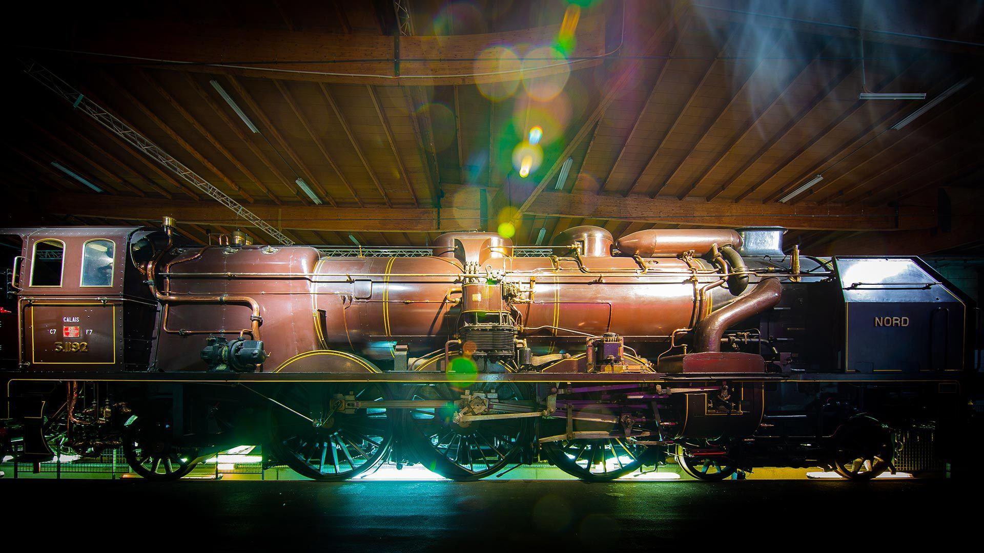 Musée du train, un musée à visiter en famille