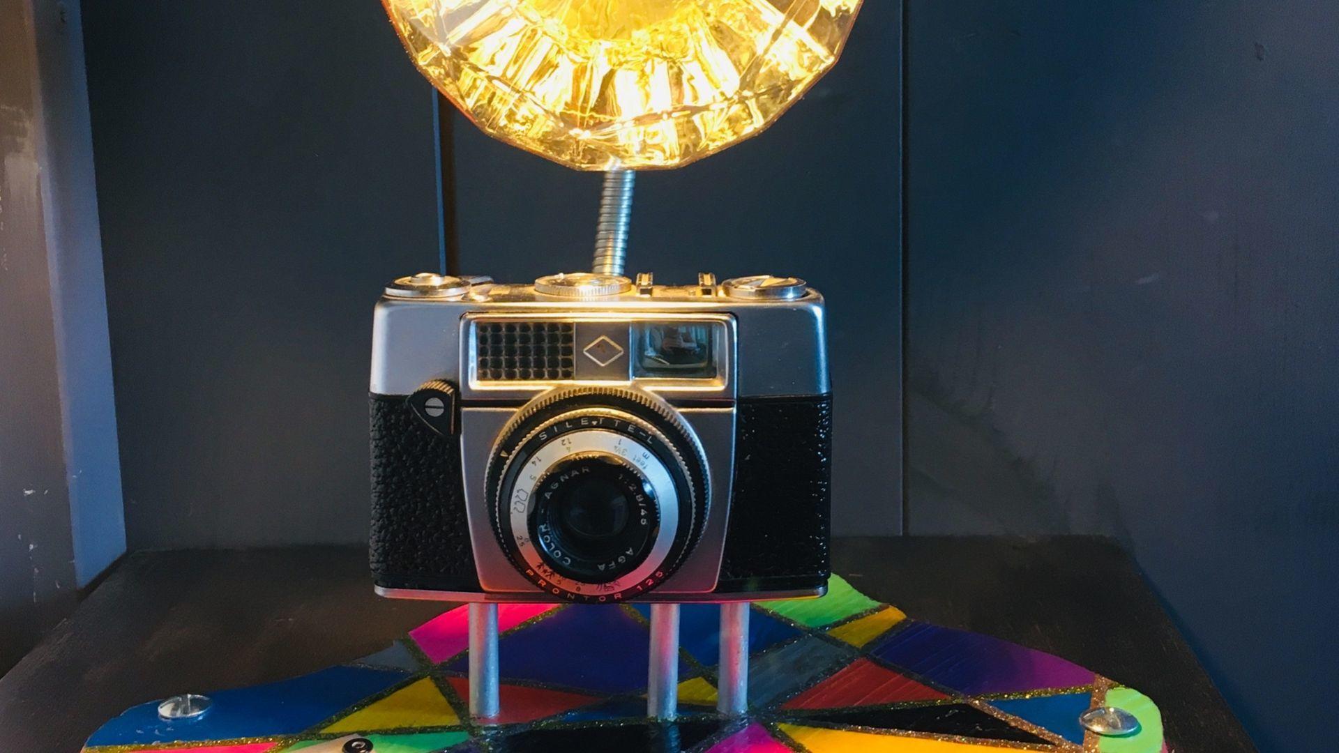Les luminaires de Mura Fowski