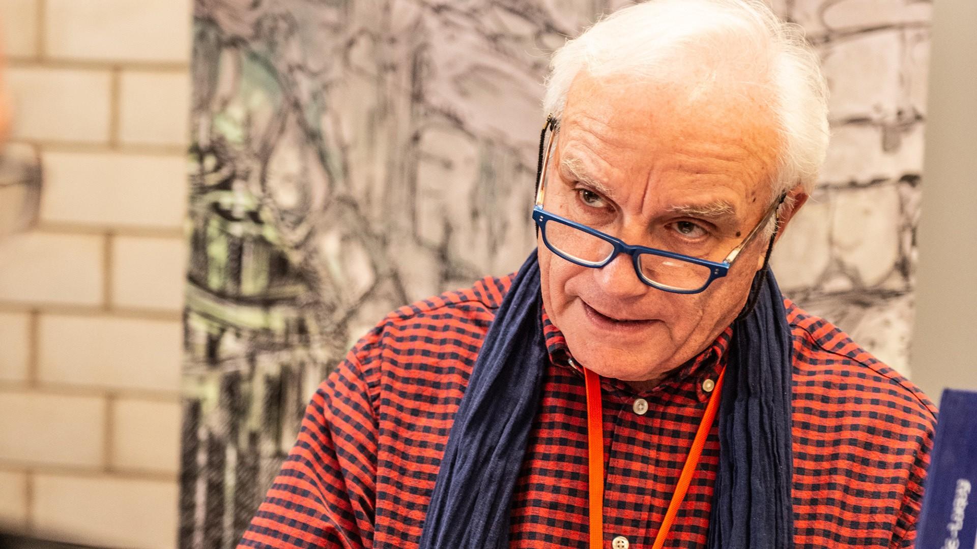 Philippe Luguy, président de cette 35e édition
