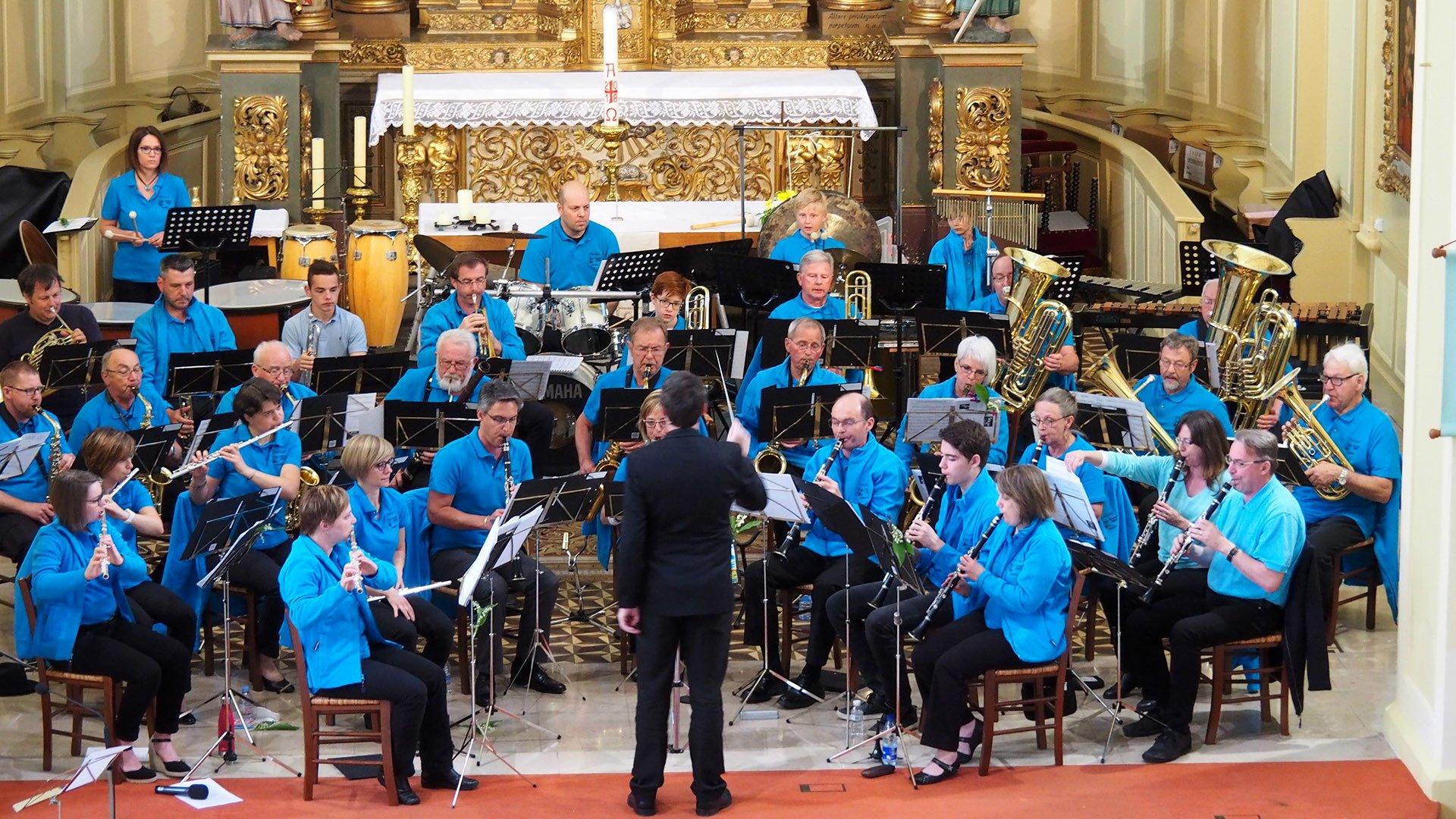 Orchestre Harmonie 1882 de Bollwiller
