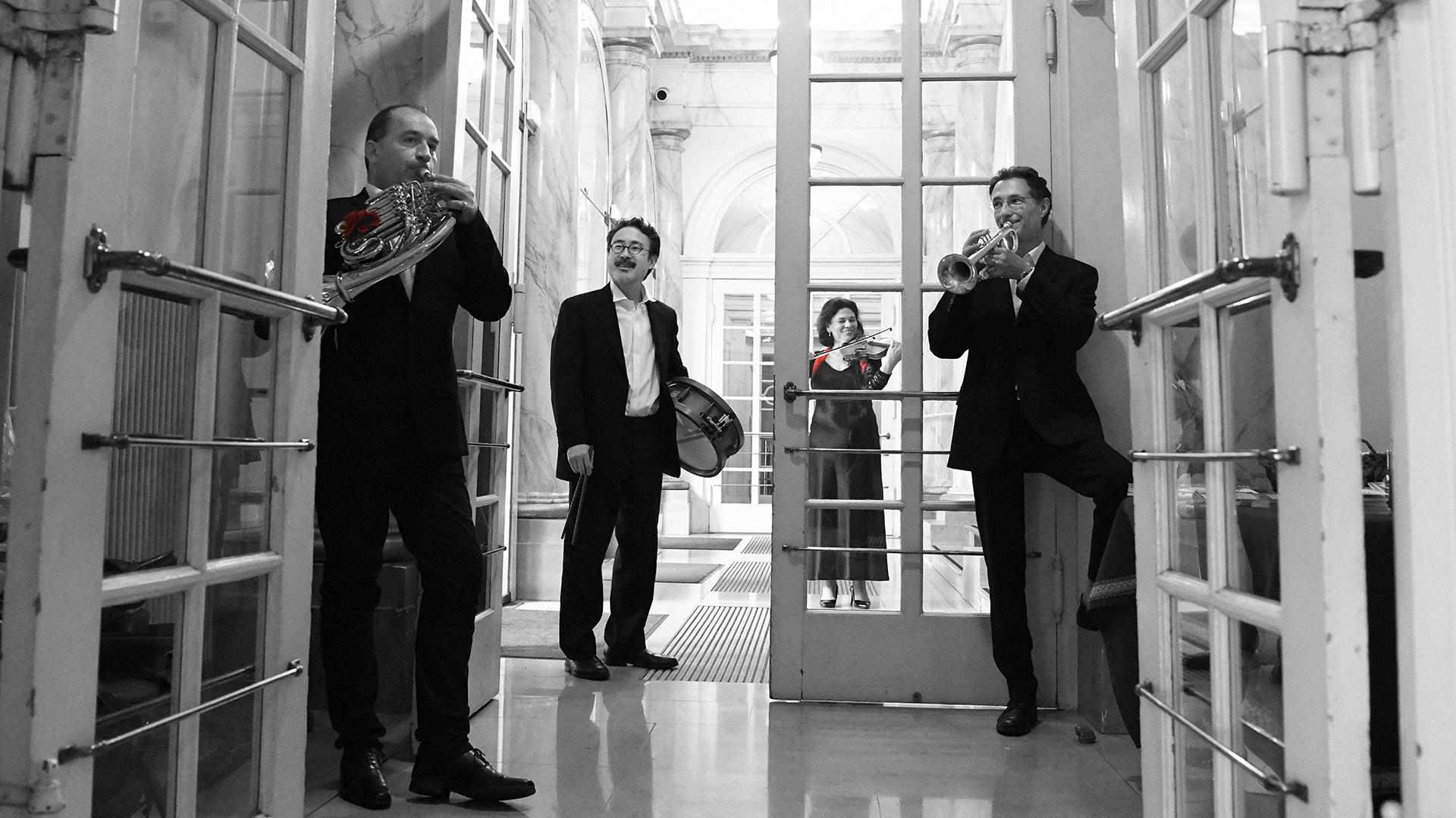 Le concert du Nouvel An de Mulhouse