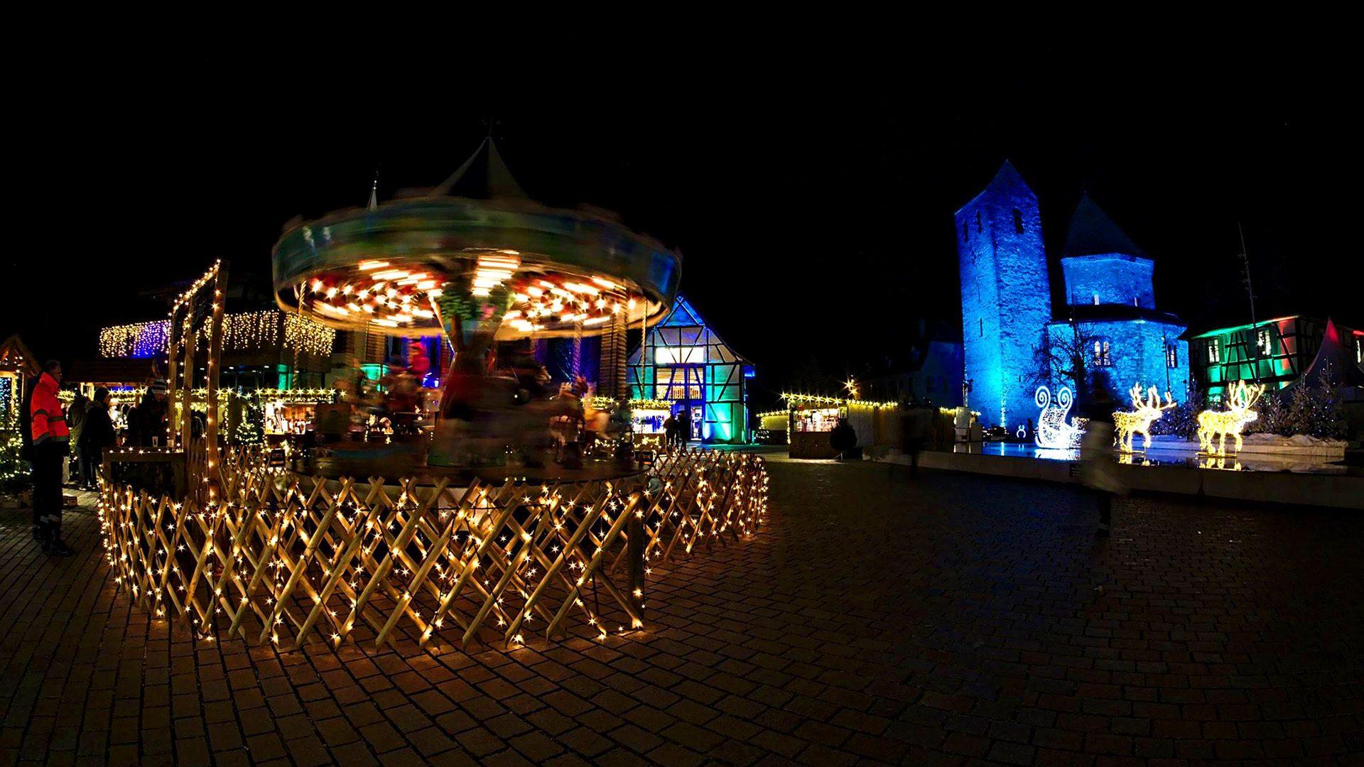 Le marché de Noël d'Ottmarsheim