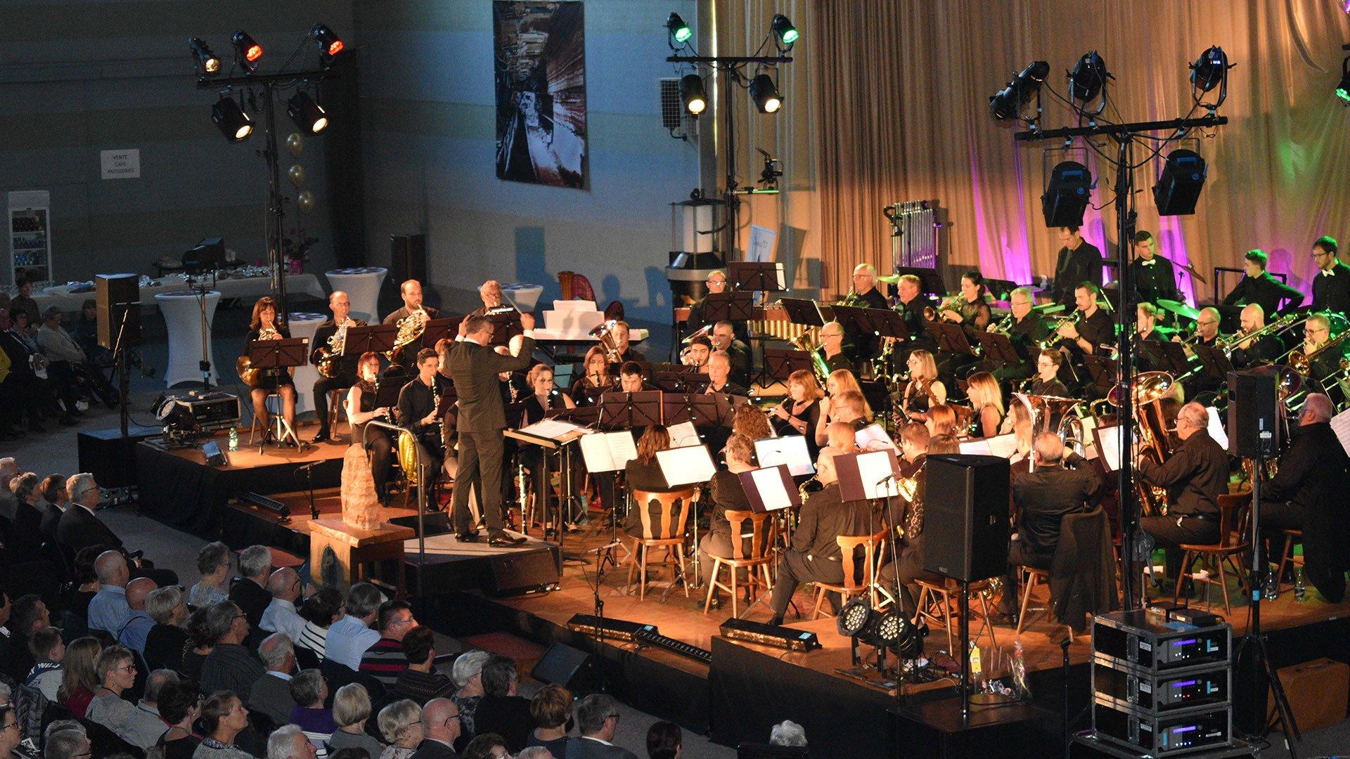 Concert de l'Harmonie des Mines