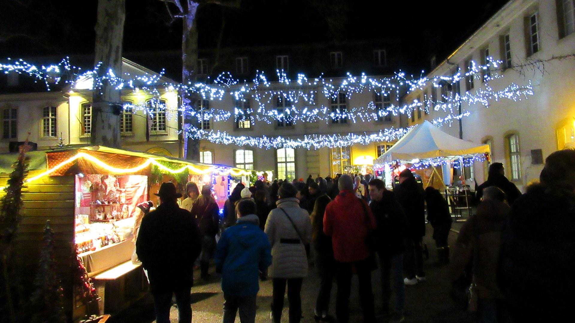 Marché de Noël d'antan à Rixheim