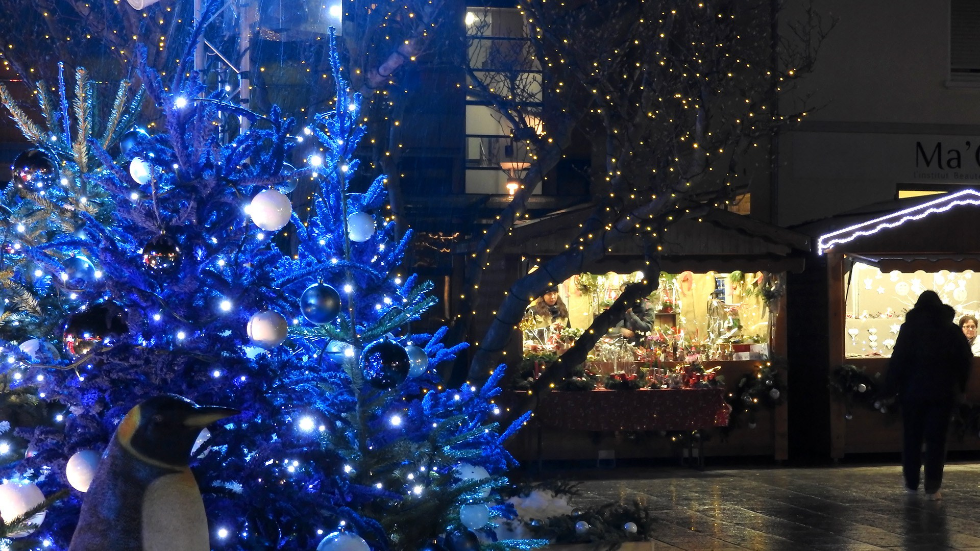Marché de Noël d'Illzach