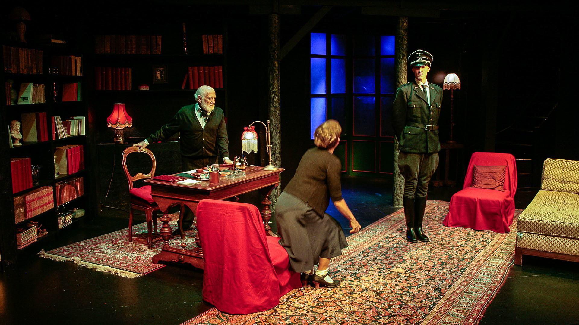 Freud sur scène