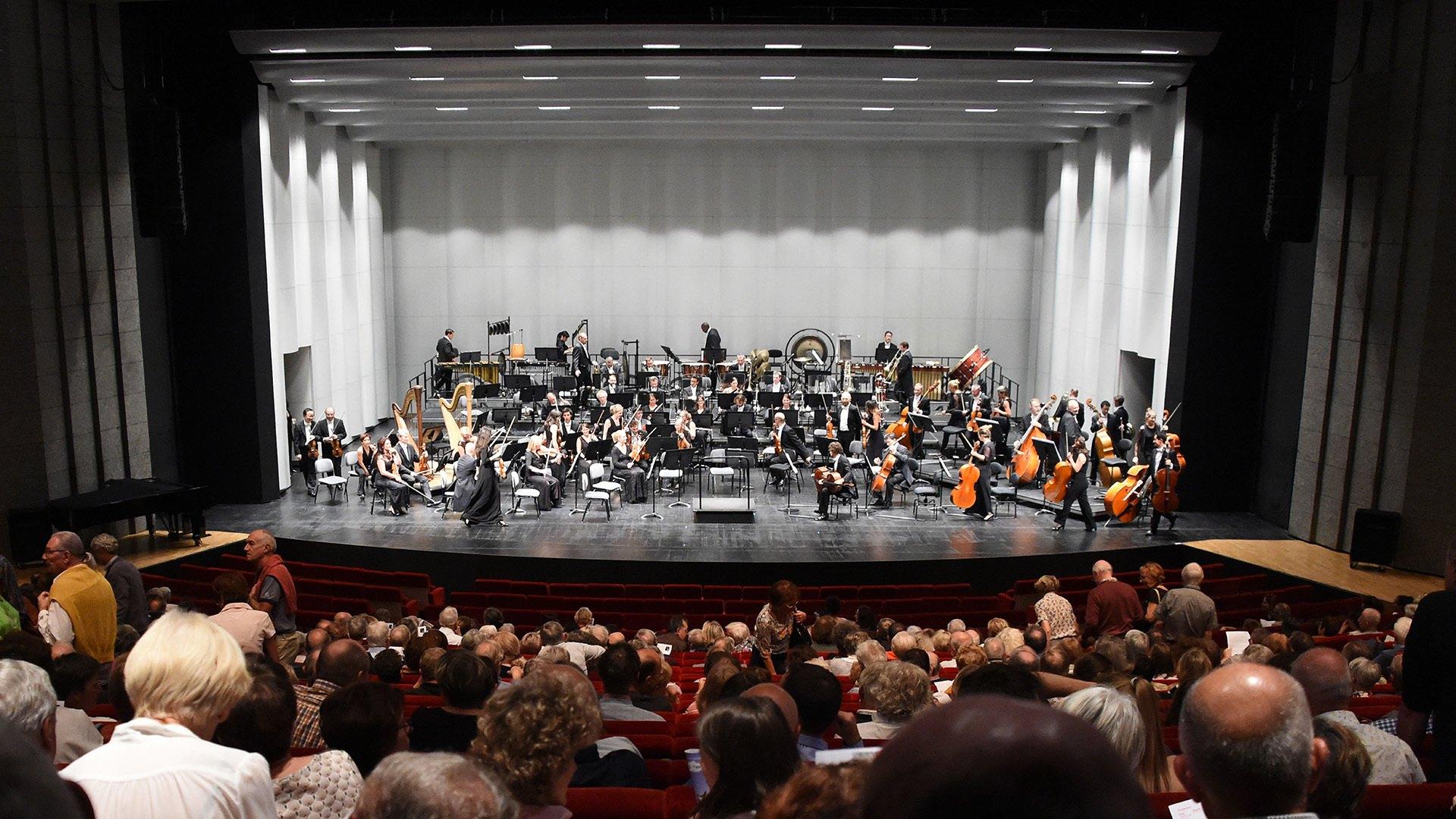 L'Orchestre Symphonique de Mulhouse
