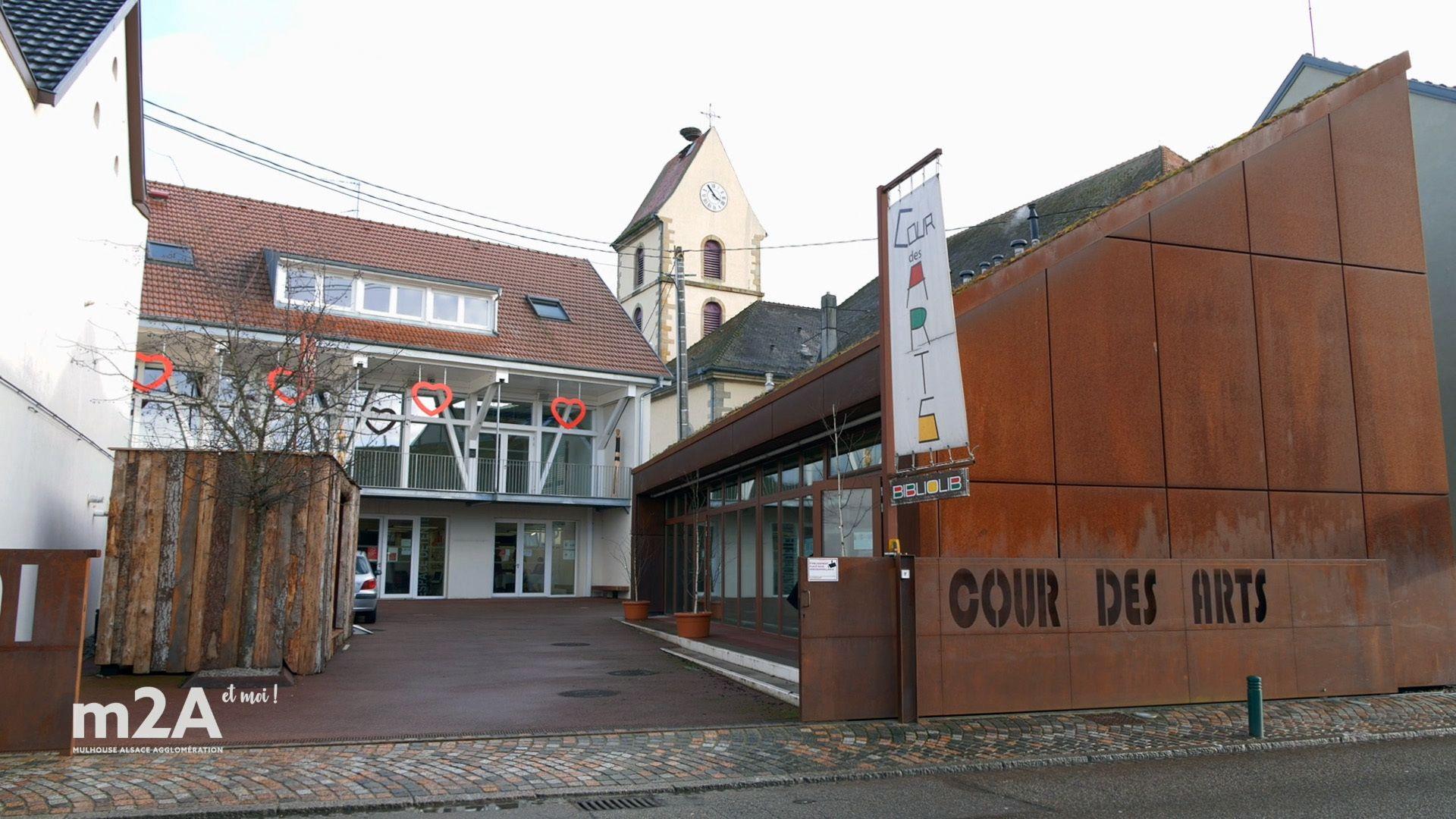 La Cour des Arts