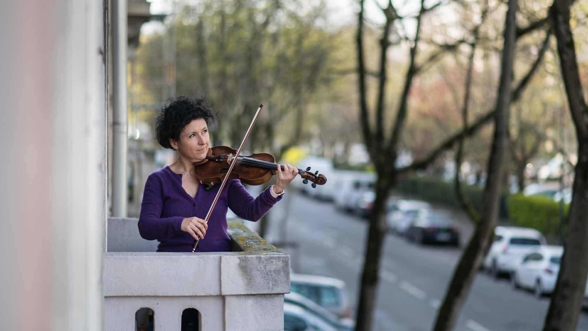 Jessy Koch, violoniste