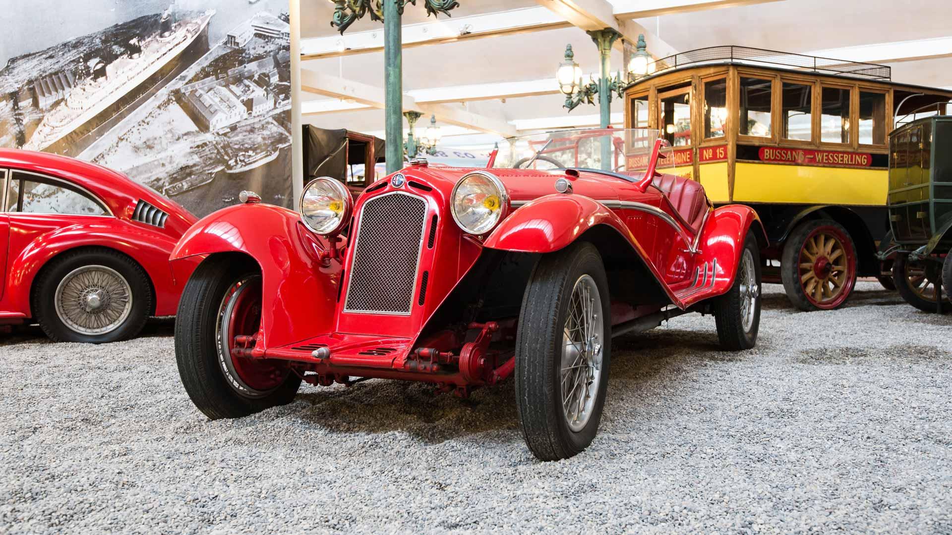 Le musée de l'automobile à portée de main !