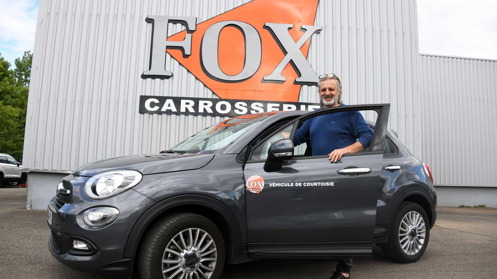 La carrosserie Fox vient en aide au personnel soignant !