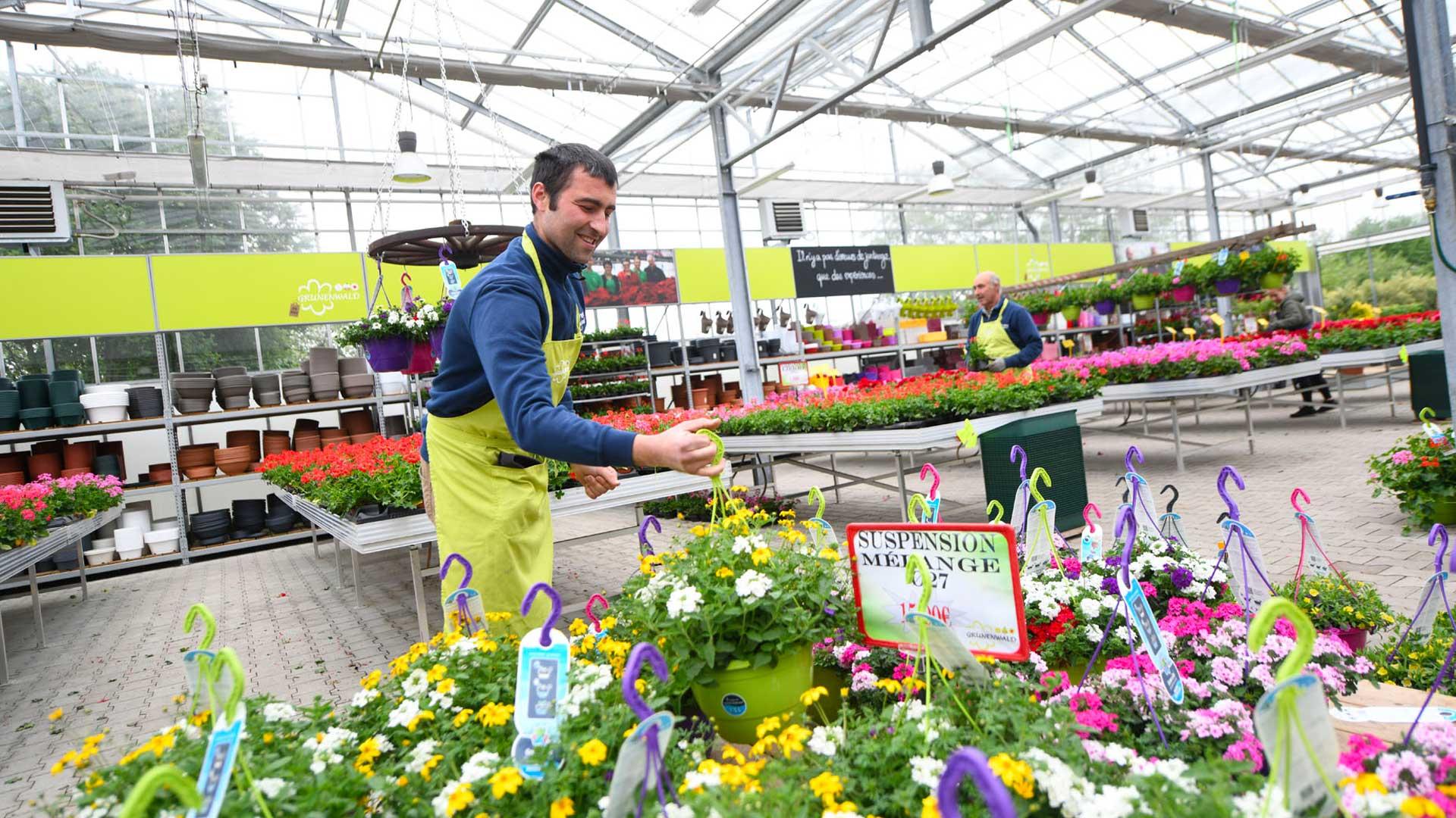 L'horticulture Grunenwald s'organise !