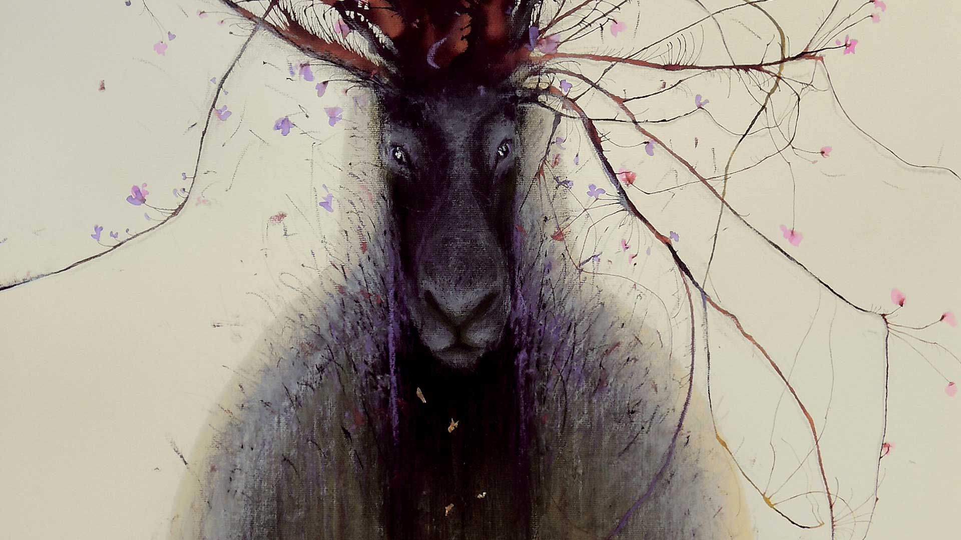 L'oeuvre de Simone Adou artiste mulhousienne