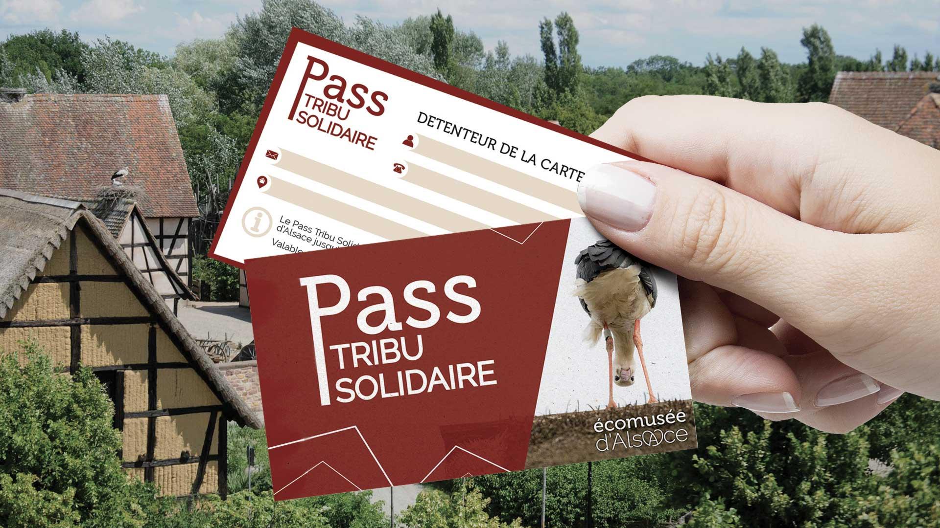 Soutenons l'Ecomusée avec le pass tribu solidaire !