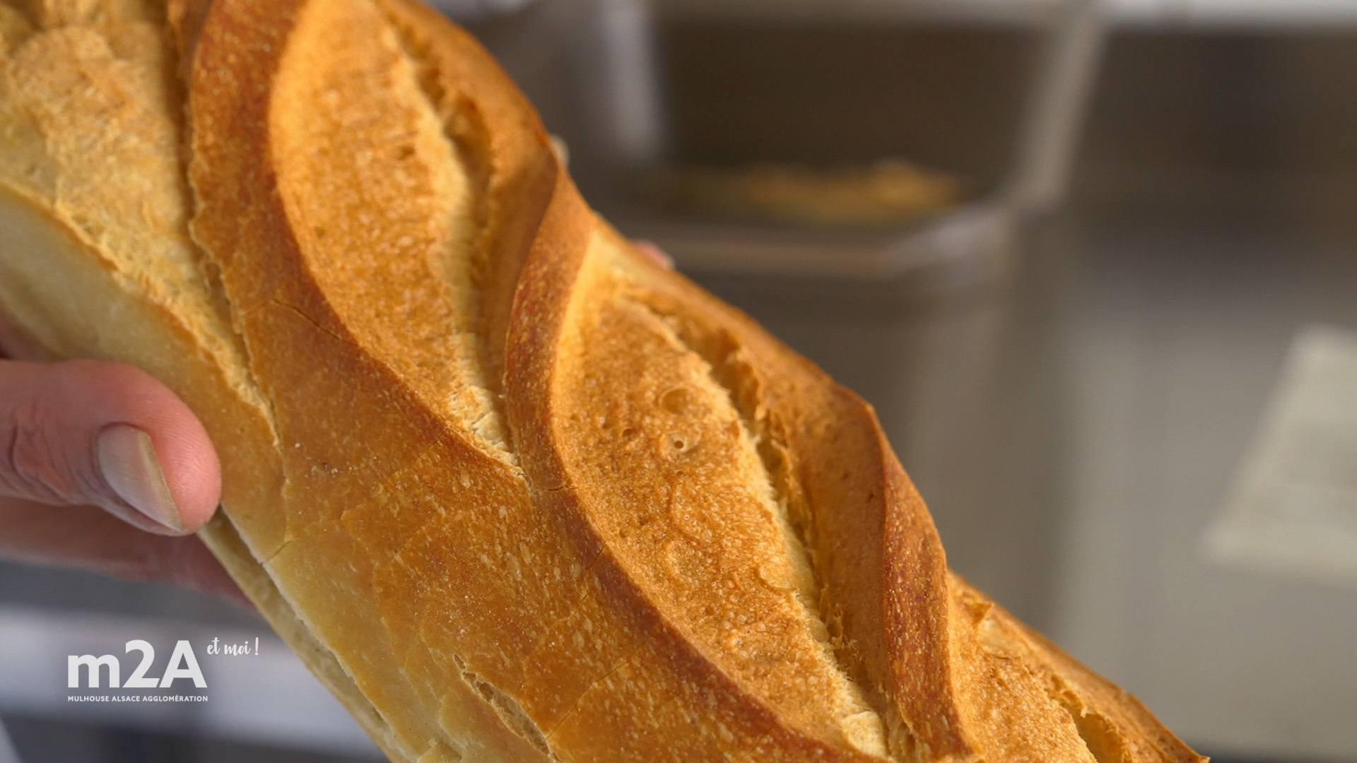 Du pain pour la cantine et l'EHPAD