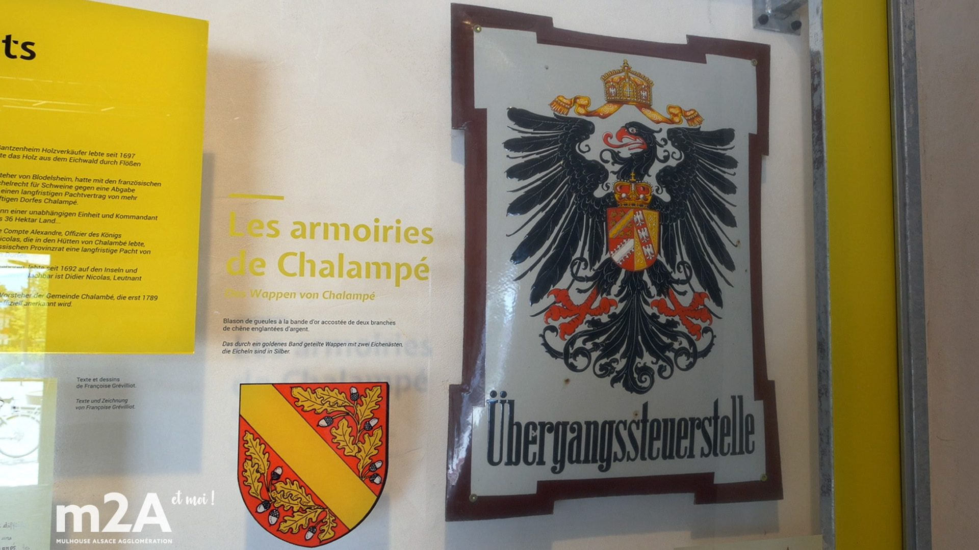 Armoiries de Chalampé