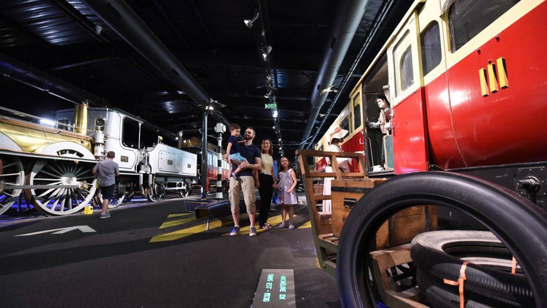 La Cité du Train : ouverture le 8 juin © Photo : Catherine Kohler