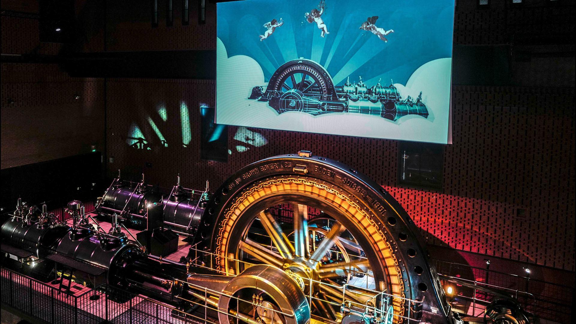 Musée Electropolis : ouverture le 16 juin © Photo : EDF Xavier Popy REA