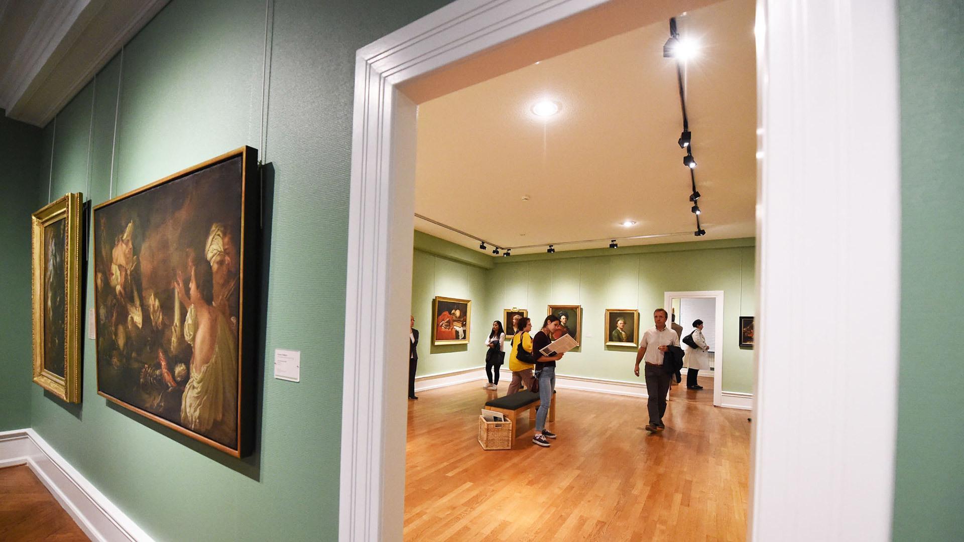 Le Musée des Beaux-Arts de Mulhouse : ouverture le 10 juin © Photo : Catherine Kohler