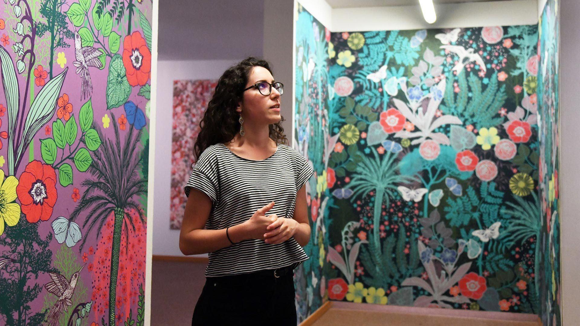 Le Musée du Papier Peint : ouverture le 10 juin © Photo : Catherine-Kohler