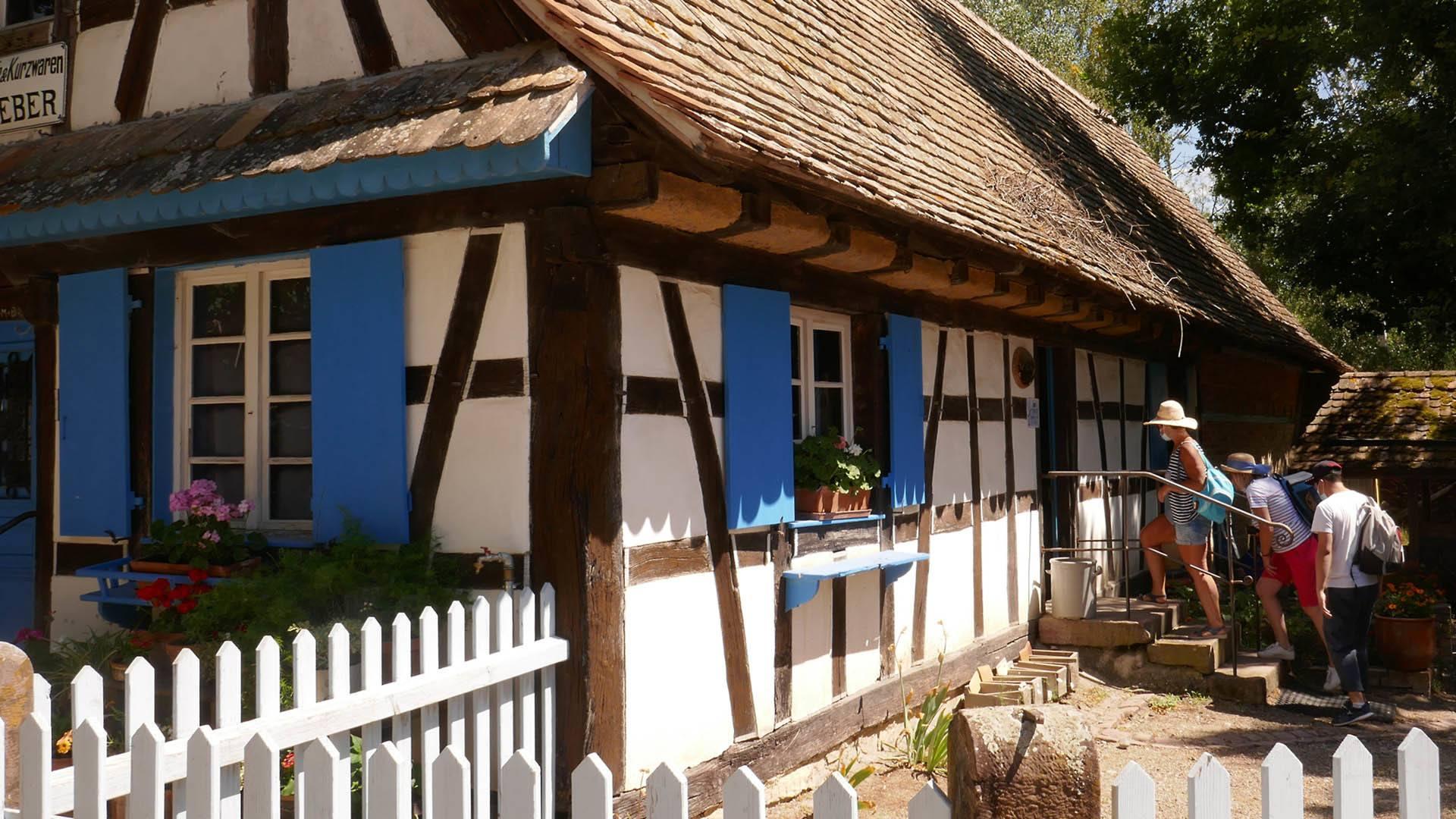 Des intérieurs rénovés à l'Ecomusée d'Alsace