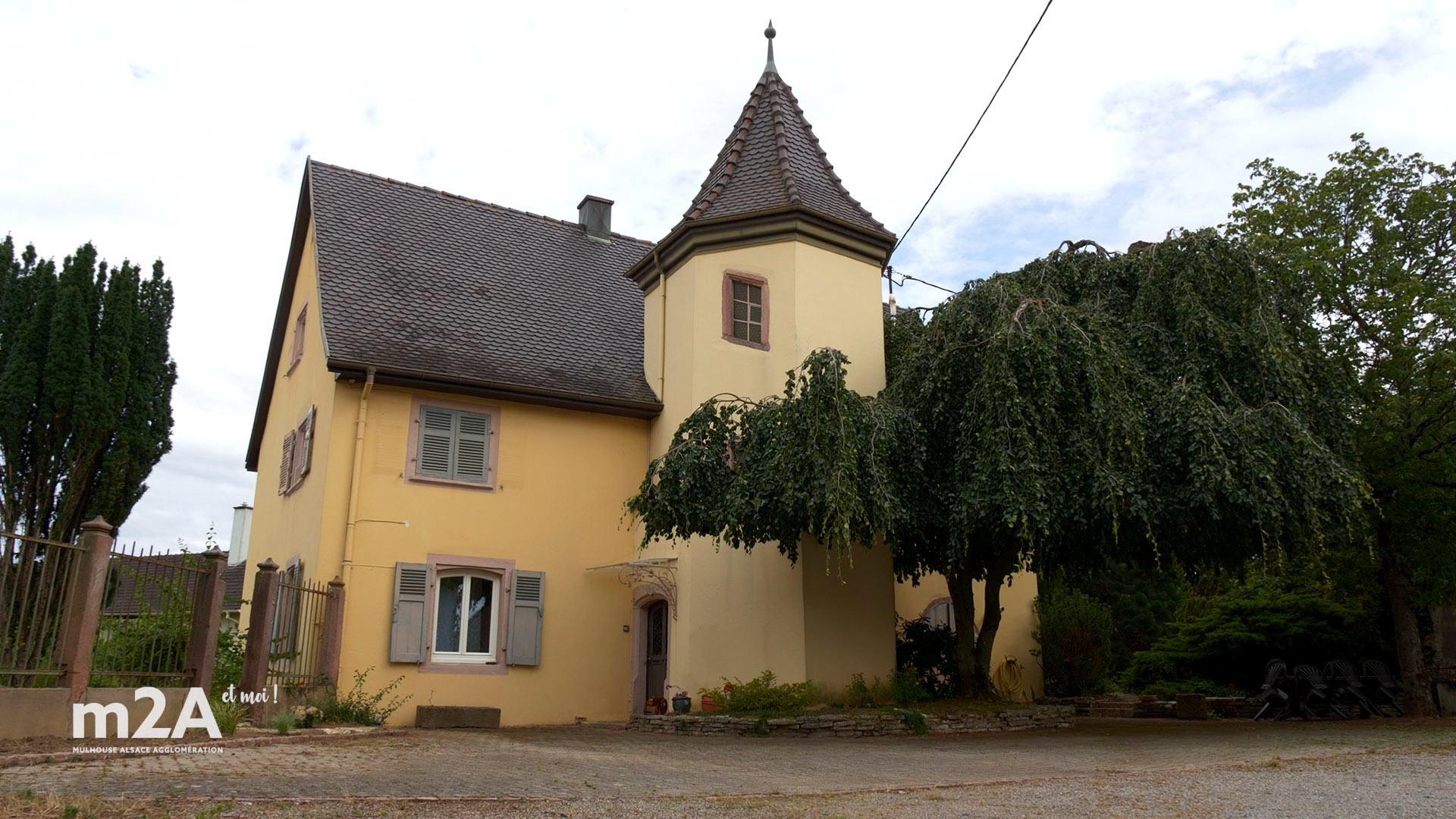 Le Castel de Feldkirch