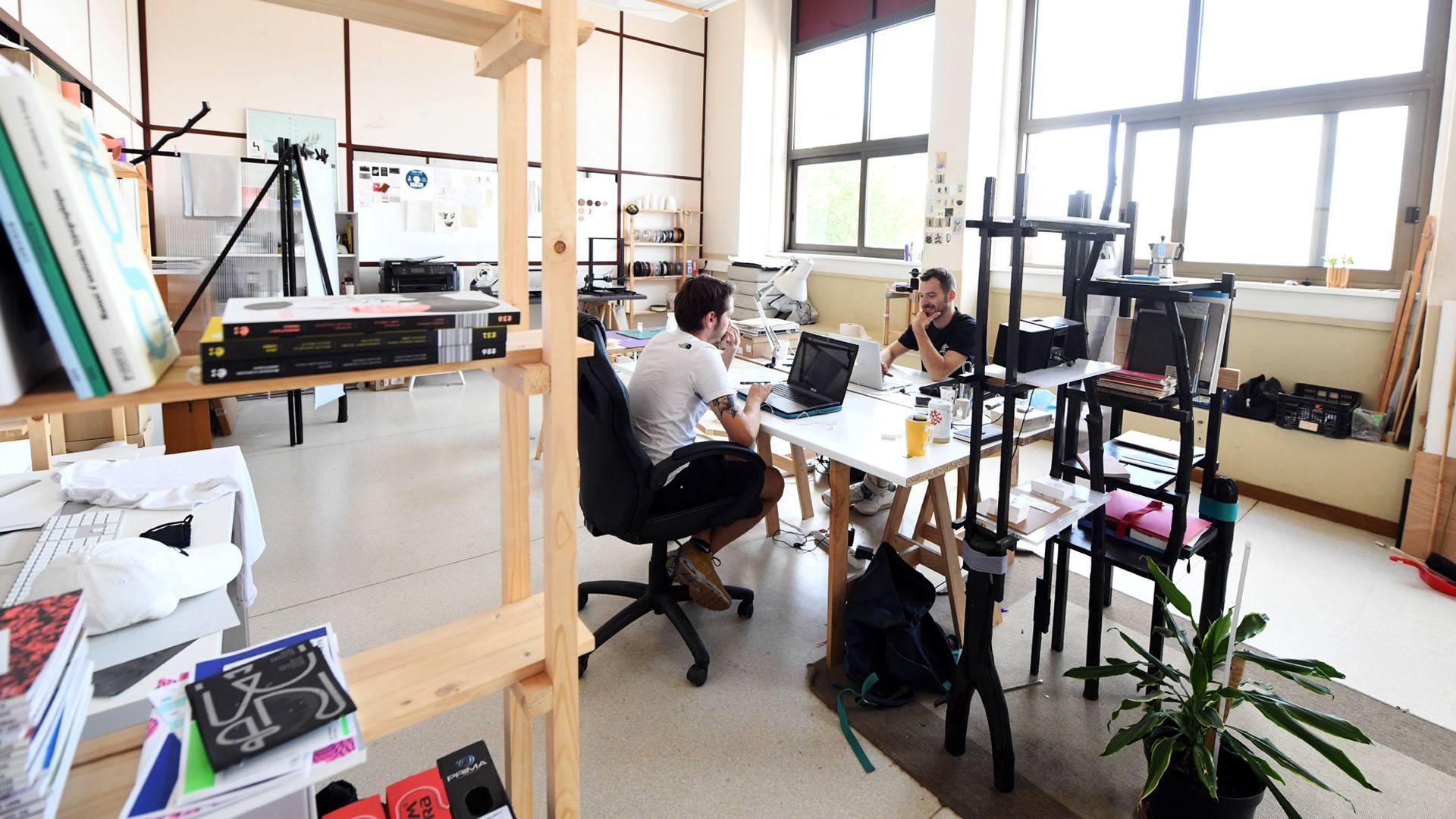 La double clique, studio de design pluridisciplinaire à Motoco