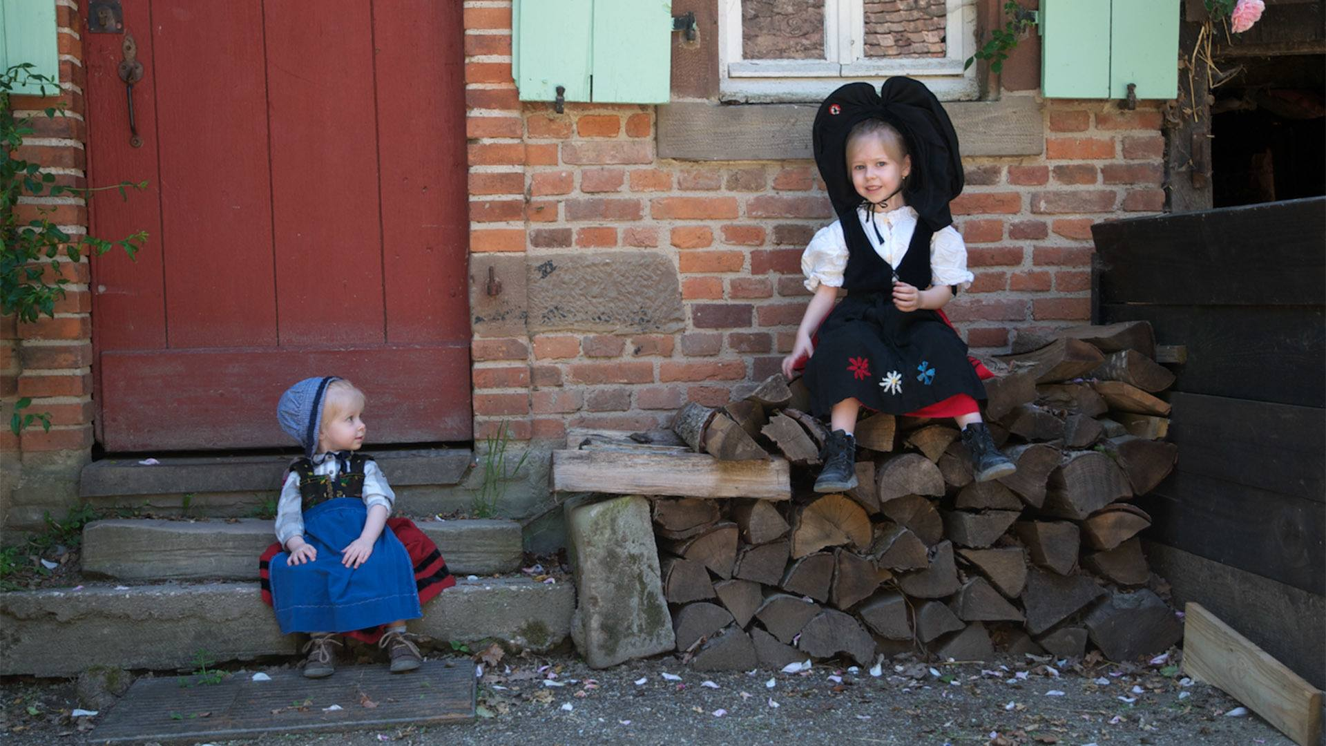 Journées Européennes du Patrimoine - Les petites alsaciennes
