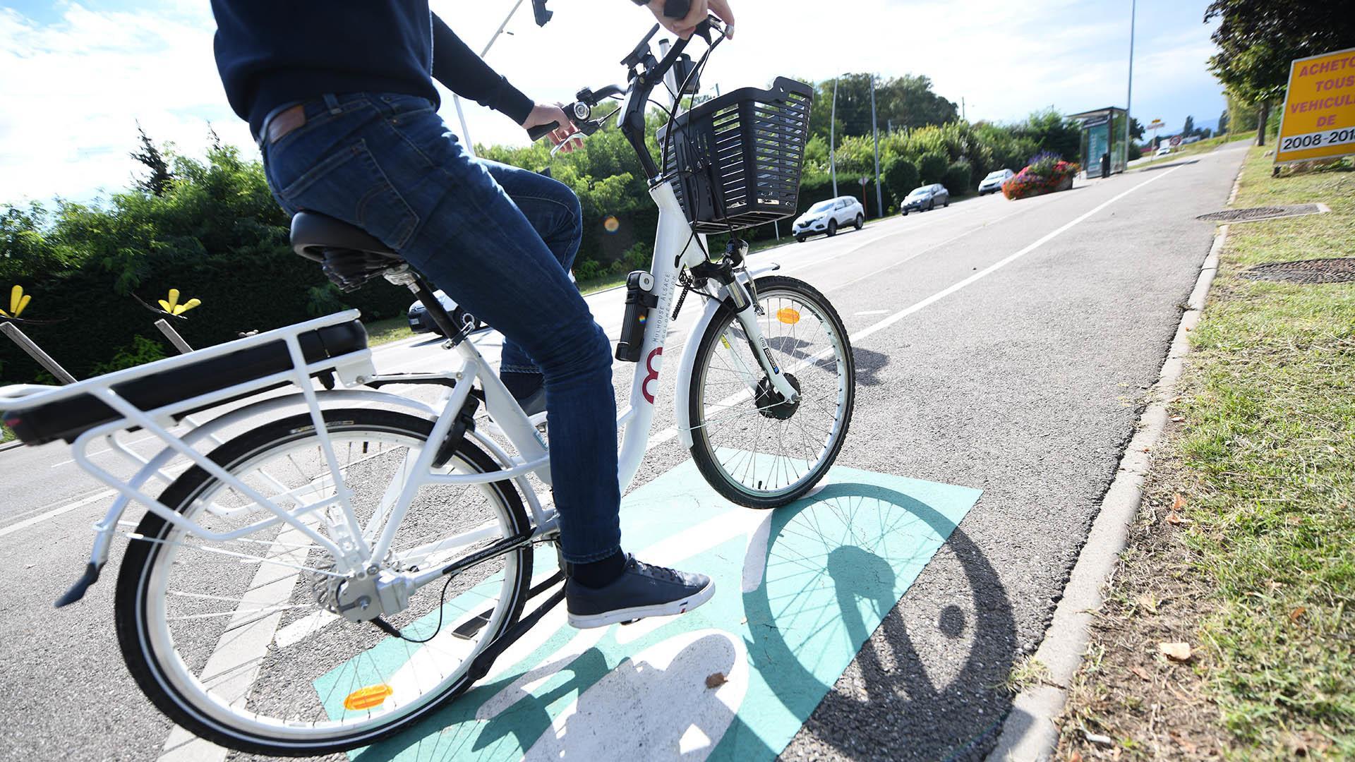 Tous à vélo dans l'agglo | Mulhouse Alsace Agglomération – m2A