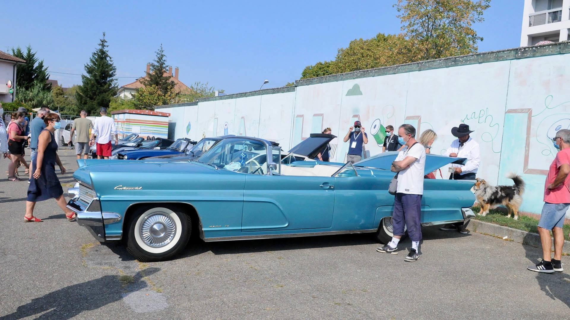 Un week-end tout en cylindrées sur m2A : des voitures d'exception à l'honneur