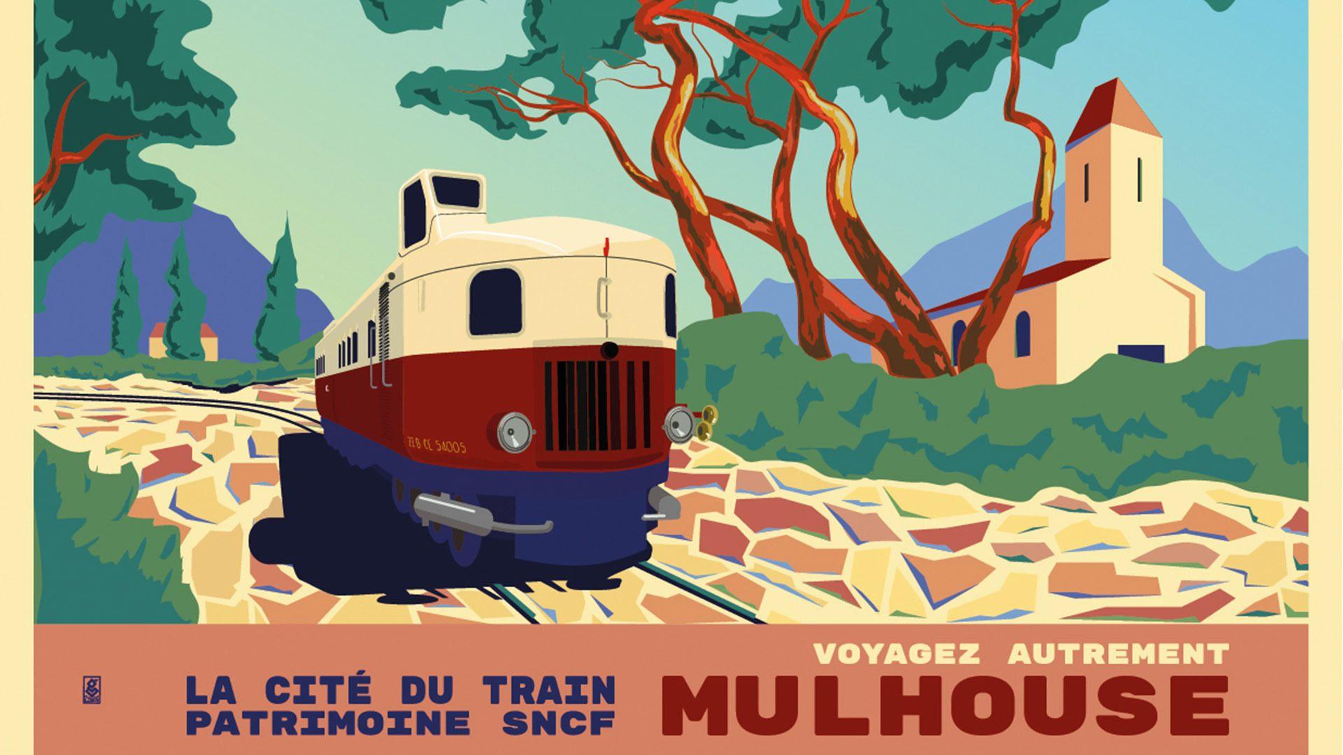 2920g un collectif gagnant : En voyage avec la Cité du Train