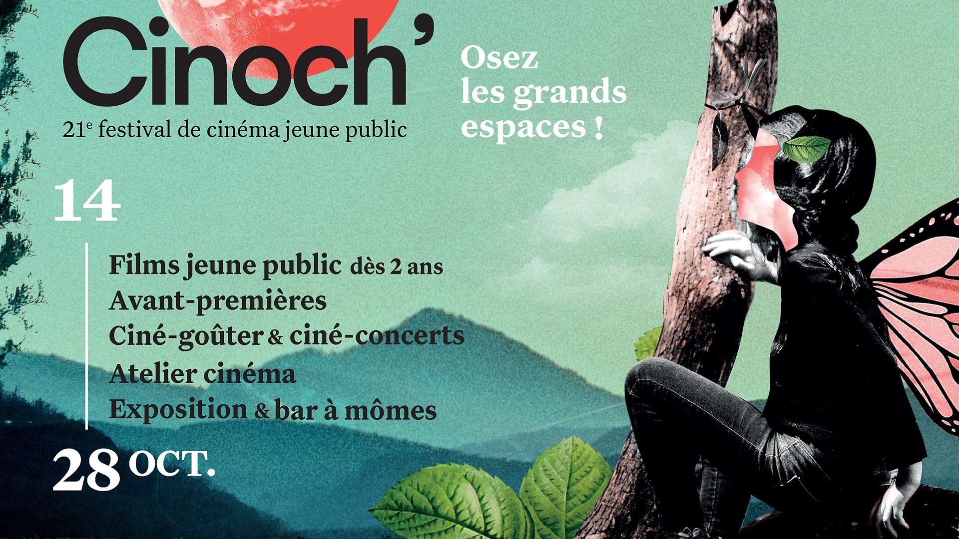 Cinoch 21e Festival à Rixheim : 21e festival de cinéma jeune public