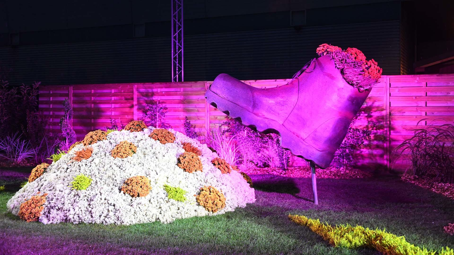 Jardiniers de Folie Flore quel talent : Pfastatt