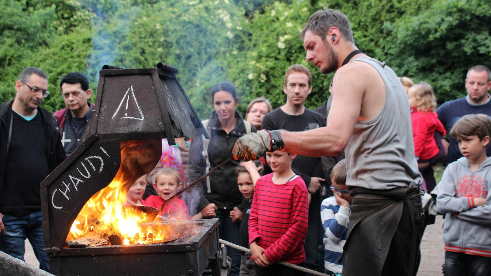 Les arts du feu en majesté à l'Ecomusée d'Alsace - Chaud devant !