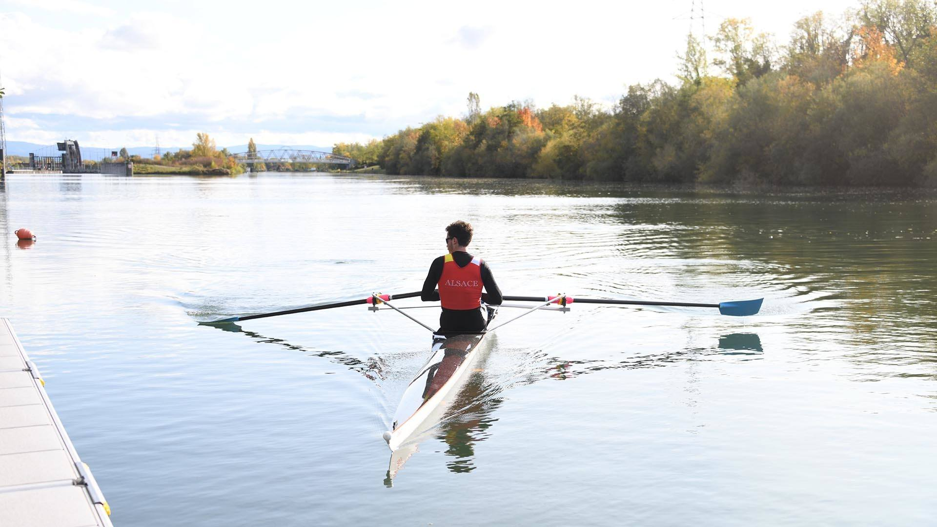 Niffer venez découvrir l'aviron : Un sport de plein air