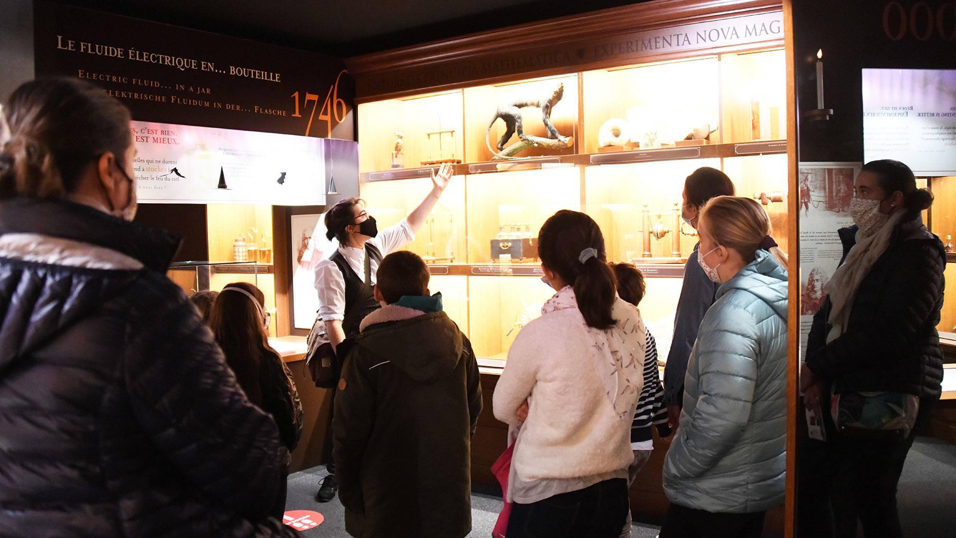 Venez vous faire peur au musée Electropolis : Visite thématique à Electropolis