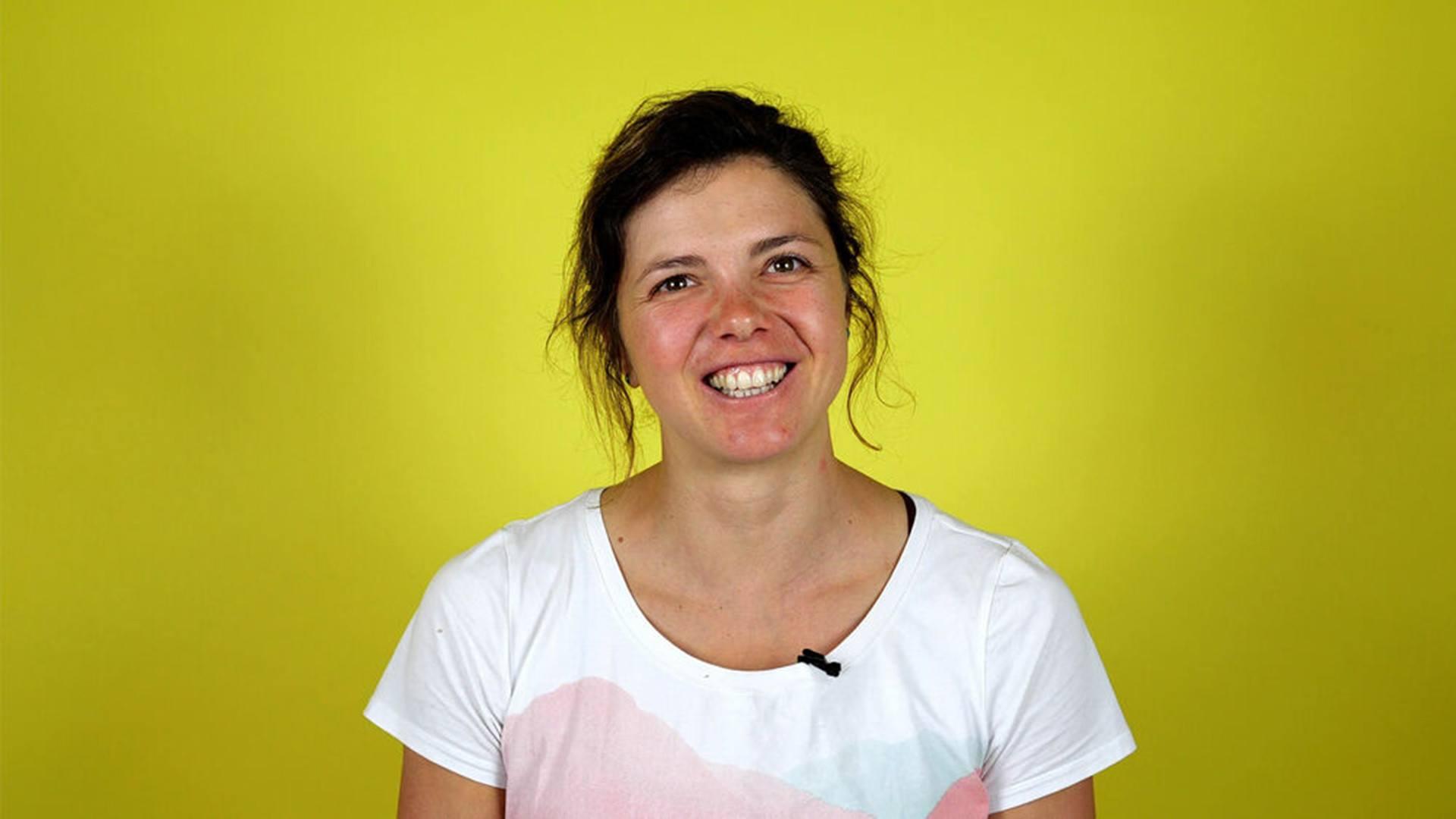 Nina Caprez, grimpeuse pro et marraine du CMC | Mulhouse Alsace Agglomération – m2A