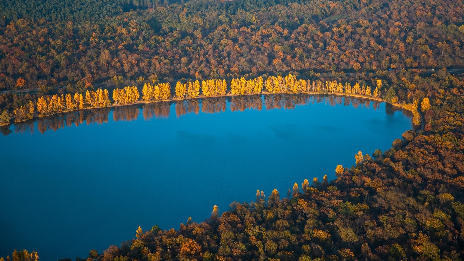 C'est beau l'agglo en automne © Tristan Vuano