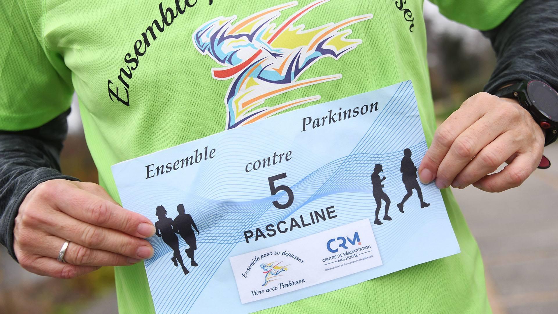 Lutter contre Parkinson dans les pas de Pascaline Metzger