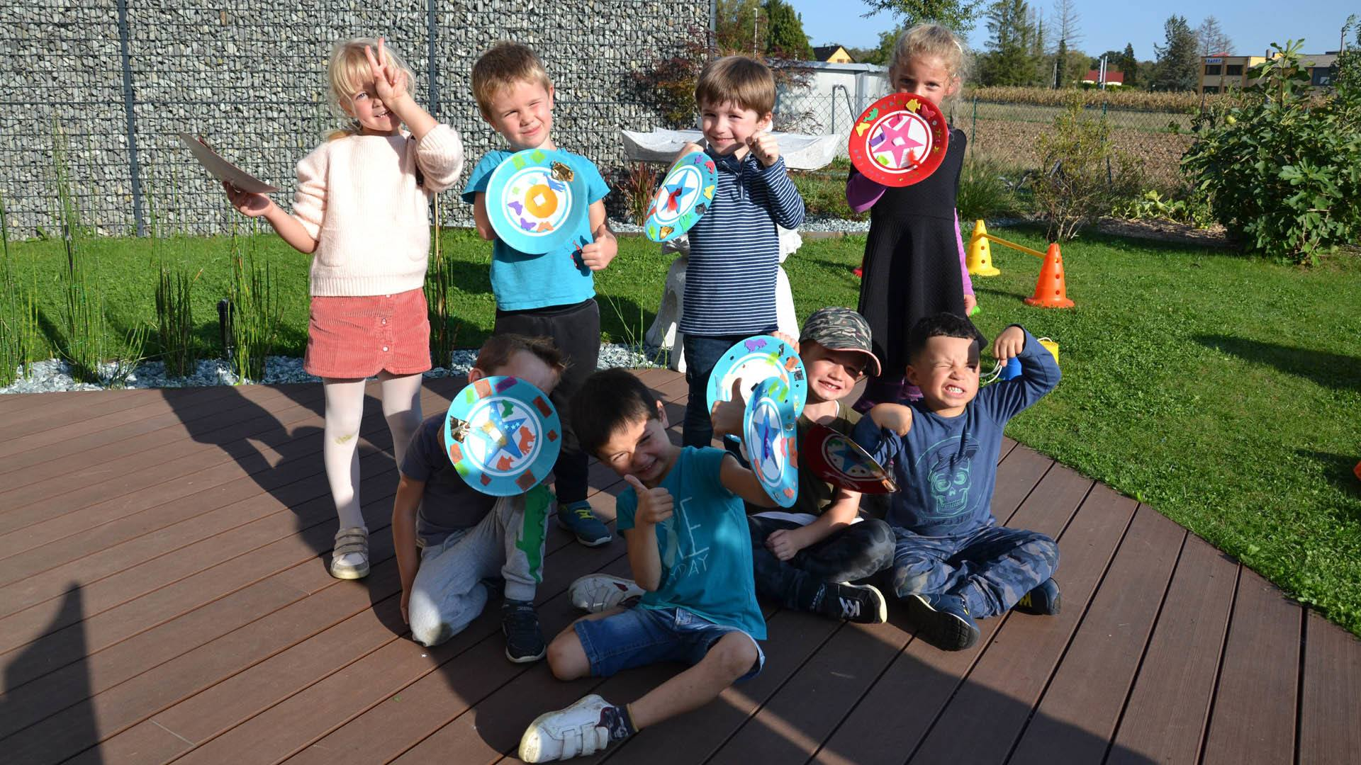 Wittenheim Dessinez avec l'association Temps d'Eveil : enfants et créativité à l'honneur