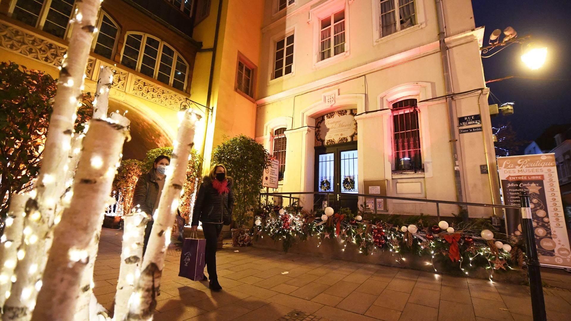 Click and collect pour la boutique Musées Mulhouse Sud Alsace ! Récupérez votre commande à la boutique derrière l'Hôtel de ville