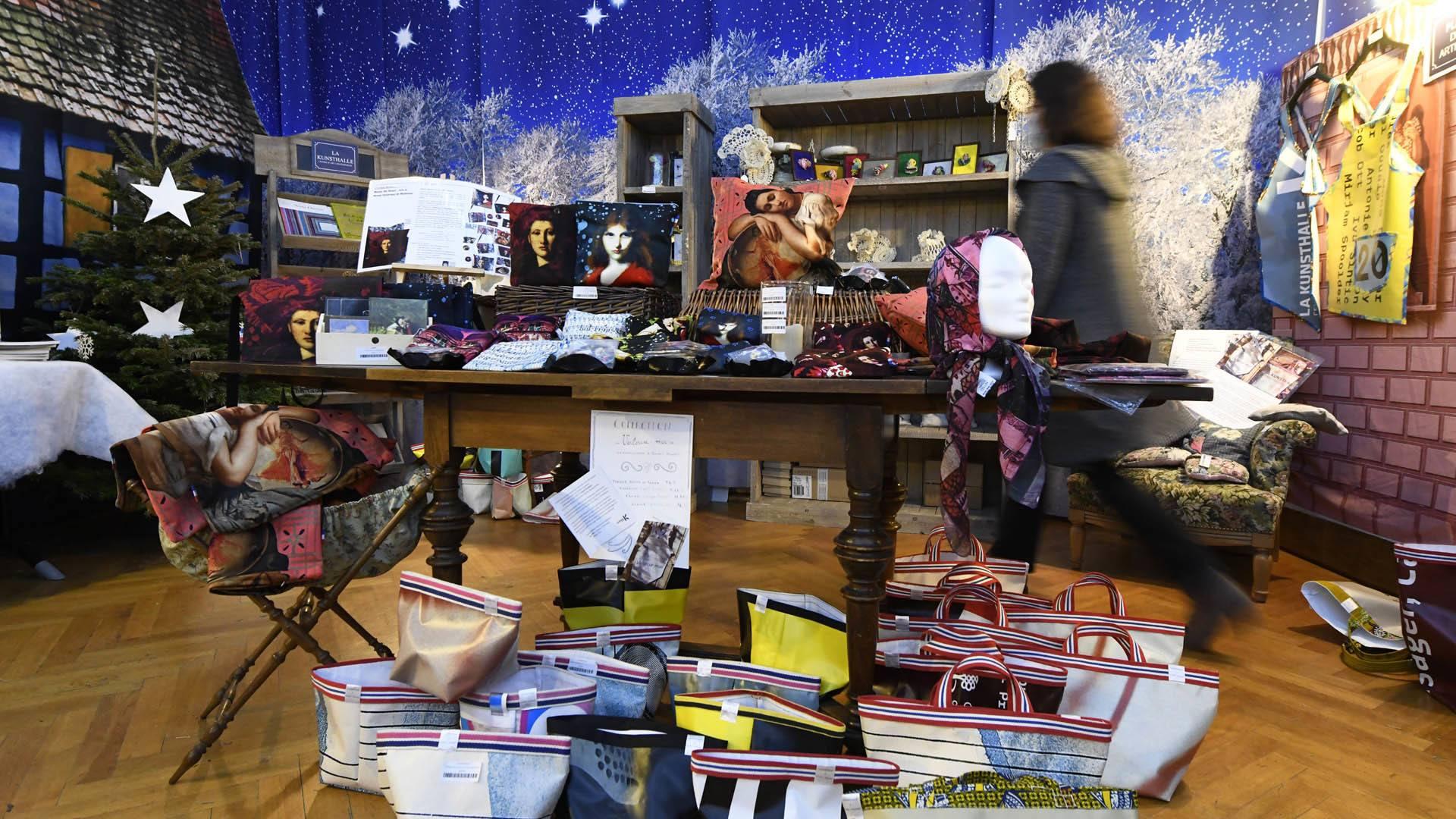 Click and collect pour la boutique Musées Mulhouse Sud Alsace ! Rendez-vous à la boutique jusqu'au 24 décembre 2020