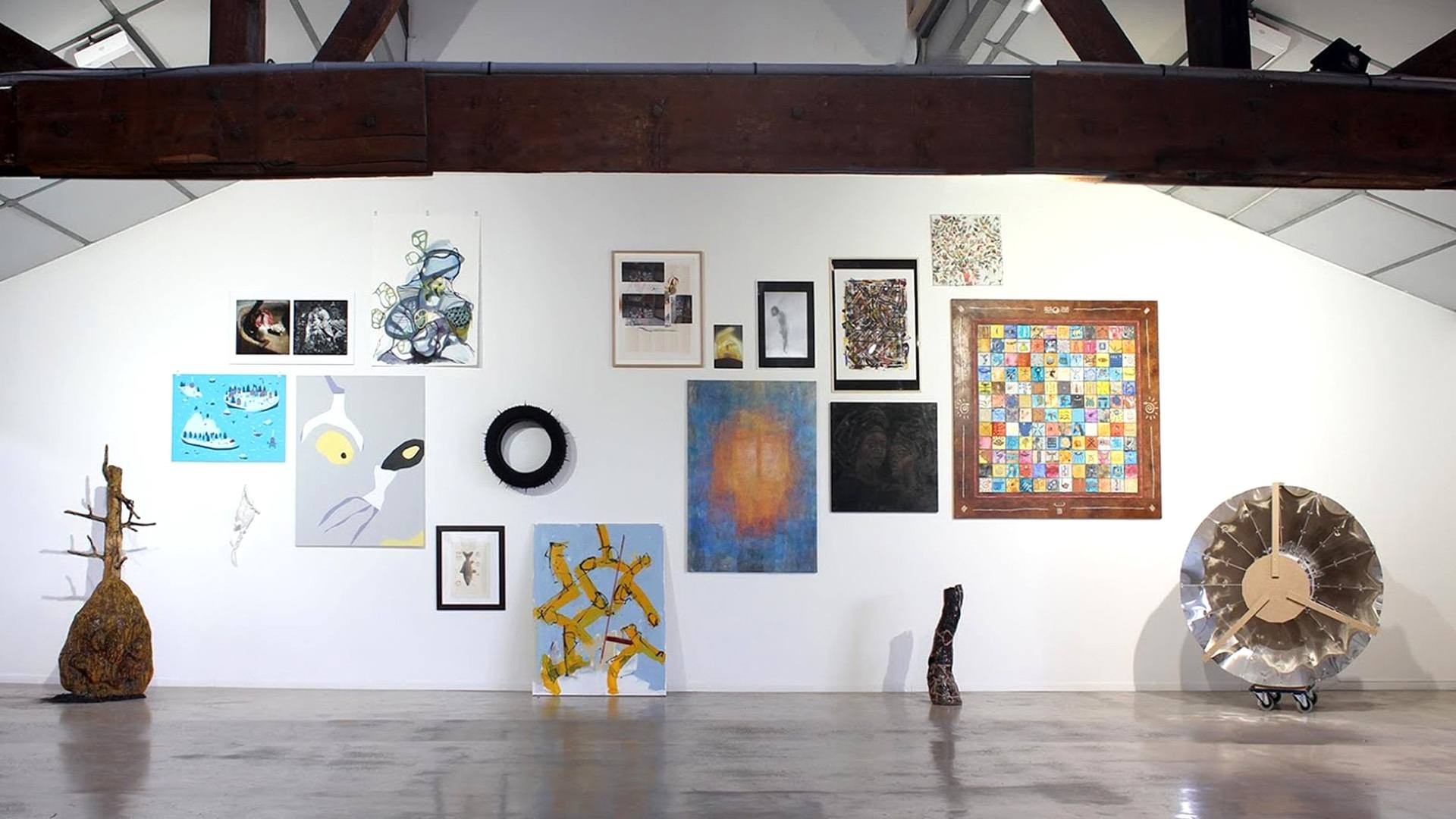 Exposition virtuelle pour Le Séchoir de Mulhouse : 10 murs d'expositions virtuelles à découvrir