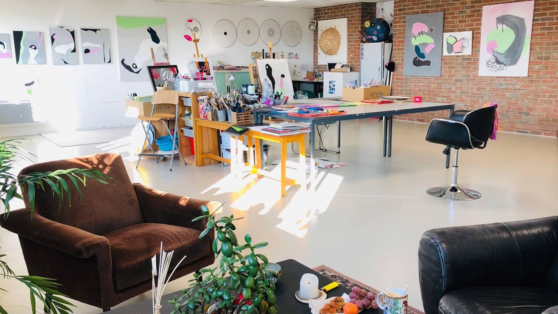 Exposition virtuelle pour Le Séchoir de Mulhouse : Une vingtaine d'artistes donnent vie à l'art au Séchoir