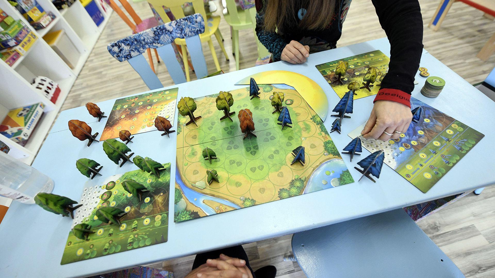 Hombourg : dessiner avec la ludothèque : le jeu est une bonne manière de vivre le confinement