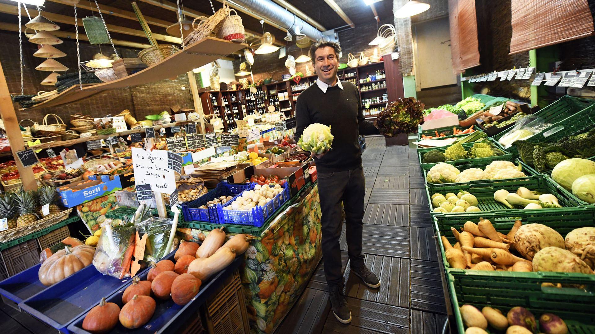 Morschwiller-le-Bas : À la Boutique du Primeur : des produits frais et de qualité