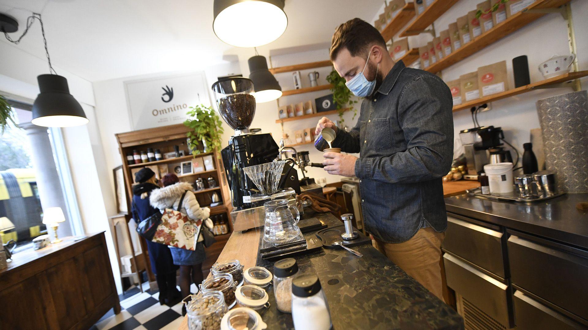 Mulhouse : à la redécouverte du café avec Omnino : des conseils et du café à emporter